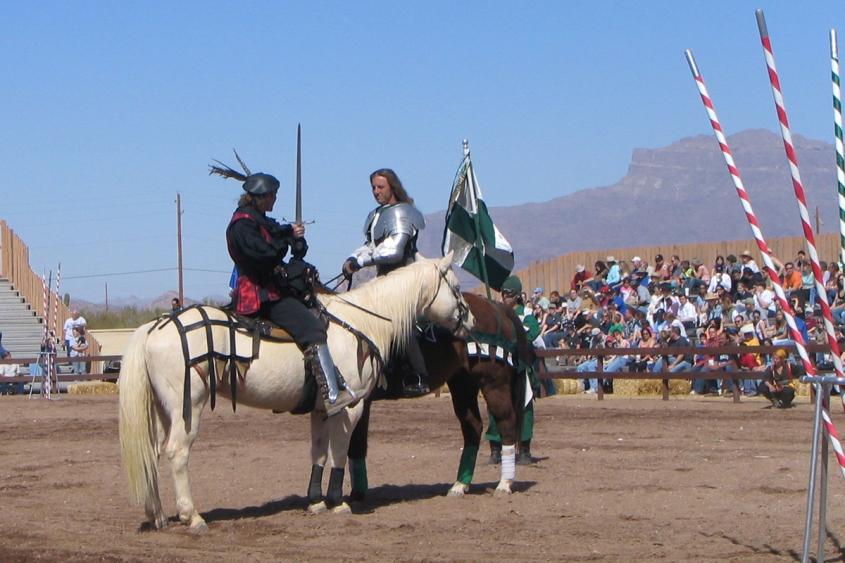 Arizona Renaissance Festival.